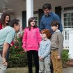 Still of Billy Crystal, Marisa Tomei, Tom Everett Scott, Bailee Madison, Joshua Rush and Kyle Harrison Breitkopf in Parental Guidance