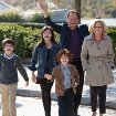 Still of Billy Crystal, Bette Midler, Bailee Madison, Joshua Rush and Kyle Harrison Breitkopf in Parental Guidance
