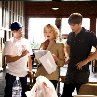 Still of Katherine Heigl, Ashton Kutcher and Robert Luketic in Killers
