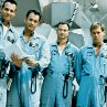 Still of Kevin Bacon, Tom Hanks, Bill Paxton and Gary Sinise in Apollo 13