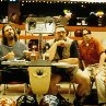 Still of Steve Buscemi, Jeff Bridges and John Goodman in The Big Lebowski