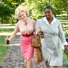 Still of Octavia Spencer and Jessica Chastain in The Help