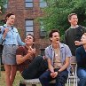 Still of Clayne Crawford, Paz de la Huerta, Lauren German, Jonathan Parks Jordan and Shane West in A Walk to Remember