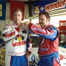 Still of John C. Reilly and Will Ferrell in Talladega Nights: The Ballad of Ricky Bobby