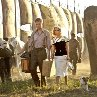 Still of Reese Witherspoon and Robert Pattinson in Water for Elephants