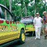 Still of Richard Attenborough and Laura Dern in Jurassic Park