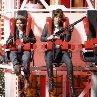 Still of Abigail Breslin and Emma Stone in Zombieland
