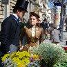 Still of Kristin Scott Thomas and Robert Pattinson in Bel Ami