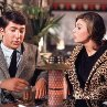 Still of Dustin Hoffman and Anne Bancroft in The Graduate